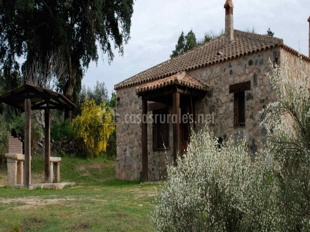 Casa rural la vega en san vicente de alcantara badajoz - Casa rural san vicente de alcantara ...