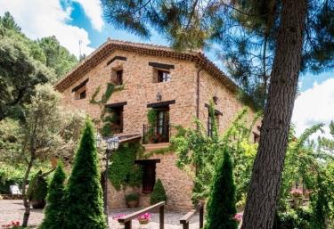 Hotel Cueva Ahumada - Villaverde De Guadalimar, Albacete