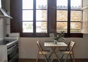 Salón-comedor del apartamento