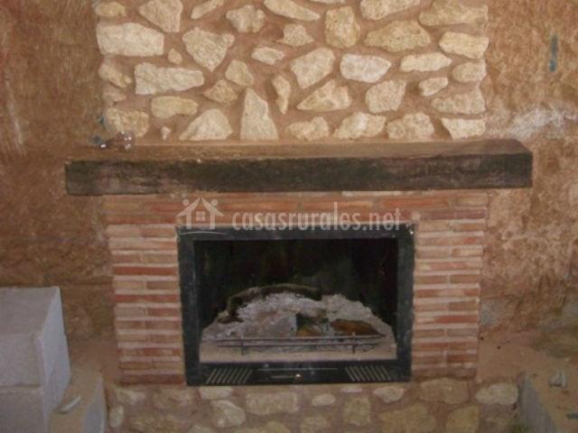Chimeneas rusticas de ladrillo perfect chimenea rstica en - Chimeneas rusticas de ladrillo ...
