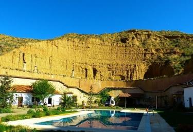 Cuevas Almagruz - Purullena, Granada