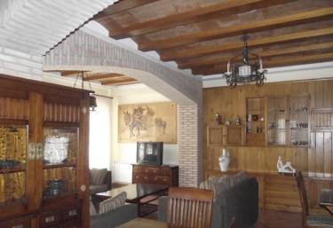 Casa 1 - Villa Ángela - Jorquera, Albacete