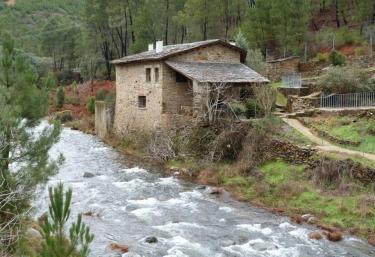 Casa rural El Molino de Horcajo - Pinofranqueado, Caceres