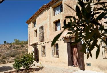Cortijo de la Solana- Casa Pequeña - Abejuela, Albacete
