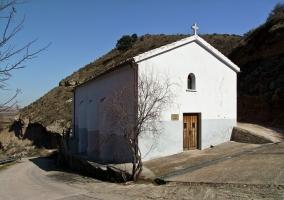 Ermita de Aradón Alcanadre