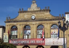 Haro, bodegas en La Rioja