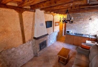 Casa rural Los Arcos - Fresneda De Cuellar, Segovia