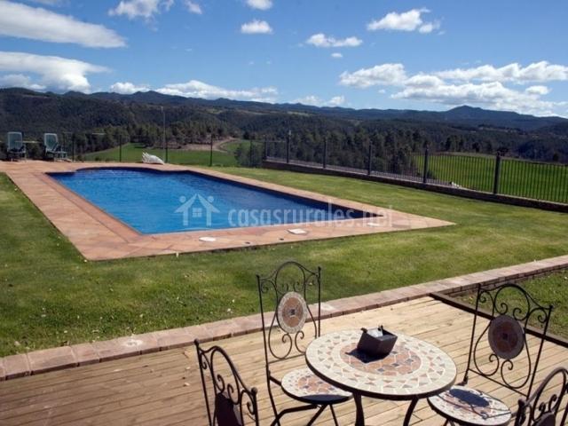 Mas planoguera en orista barcelona for 7 piscinas sagradas maui