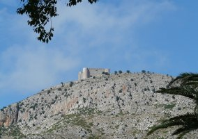 Zona del Castell del Montgrí