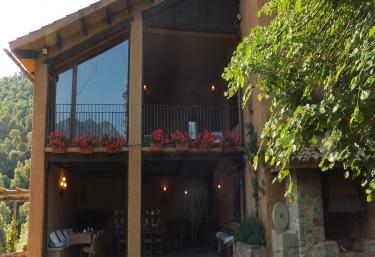 Can Xisquet - Viladrau, Girona