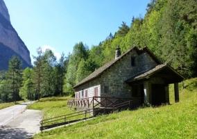 Casa rural Olivan
