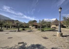 Apartamentos Rurales Los Chozos