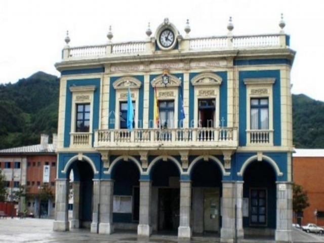 Ayuntamiento de la capital del concejo