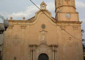 Iglesia de Vinyols
