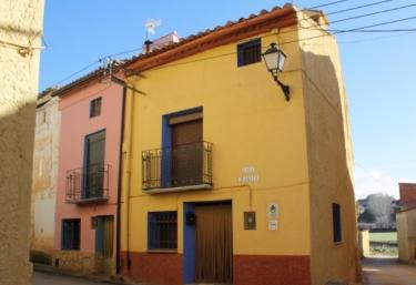 Casa Juanico - Lechago, Teruel