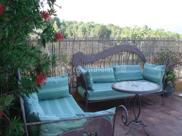 Hotel el rac de la pintora en alberic valencia - Sofas valencia alberic ...