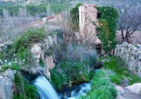 Zona natural de Cirat