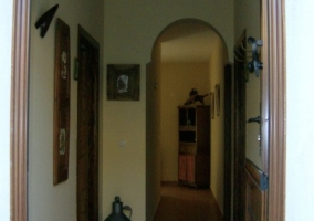 Entrada a la Casa Rural