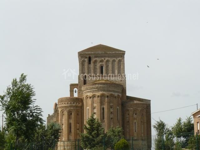Ermita de la Lugareja en Arévalo