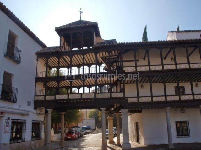 Balcones de la Plaza