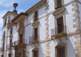 Casa Palacio de las Torres