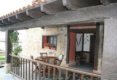 Casa rural A.Berri - Getaria, Guipuzcoa