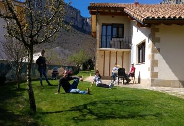 Casa rural Ganuza - Ganuza, Navarra