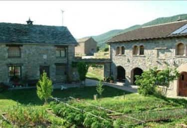 Casa rural Mallata Rapún - Sabiñanigo, Huesca