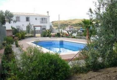 Cortijo Los Ejeas - Taberno, Almería