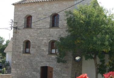 Can Rabasser - Sant Guim De La Plana, Lleida