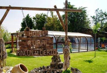 Hotel Rural Rincón del Cierzo - Lecera, Zaragoza