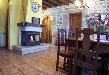 Casas rurales con chimenea en narciandi for Casa rural con chimenea asturias
