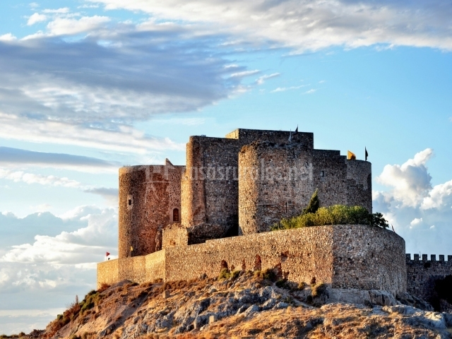 Castillo de la Muela en Consuegra
