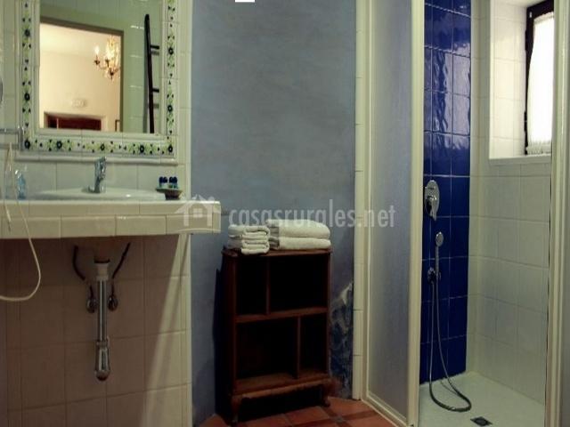 Aseo individual con ducha en el Hogar