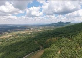 Zona de paisajes en el entorno