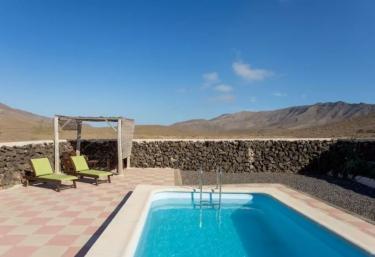 casas rurales con piscina en fuerteventura