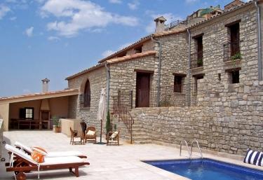Granges de Cal Barber - Les Oluges, Lleida