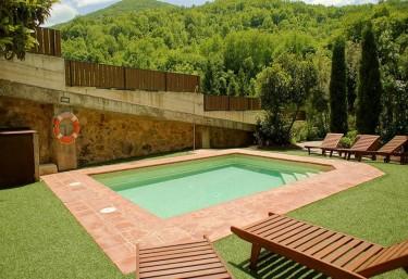 Can Varilla - Pueblo Riudaura, Girona
