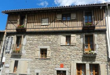Apartamentos Turísticos Anita - La Alberca, Salamanca
