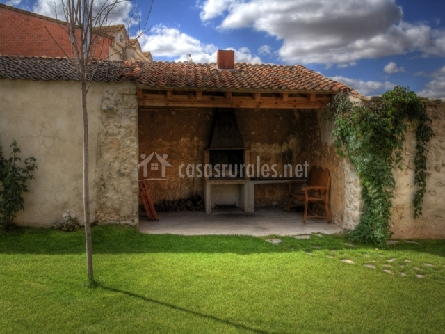 El p jaro verde en fompedraza valladolid - Casa rural el jardin ...
