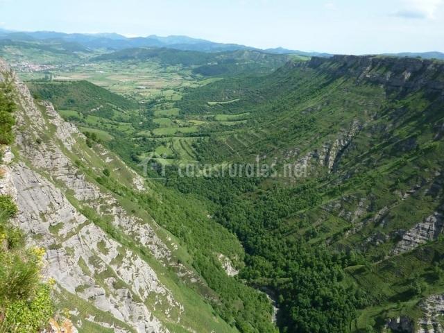 Valle del Nervión