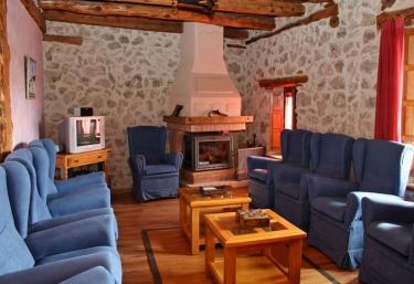 Casas rurales con chimenea en san cristobal de cuellar - Casa rural cuellar ...