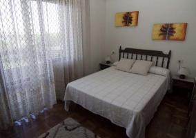 Dormitorio Mistic con cama de matrimonio