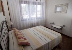 Dormitorio senior en la primera planta