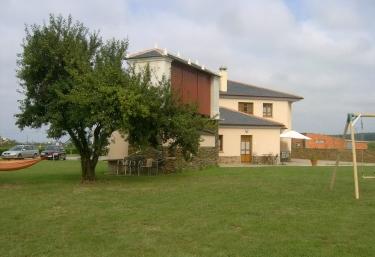 Apartamentos Casa Fandín - A (Ribadeo Devesa (Santalla), Lugo