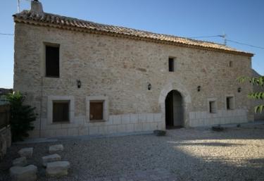 Casa rural María Juana Piqueras - Villa De Ves, Albacete