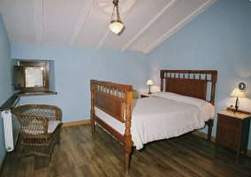 Dormitorio civada