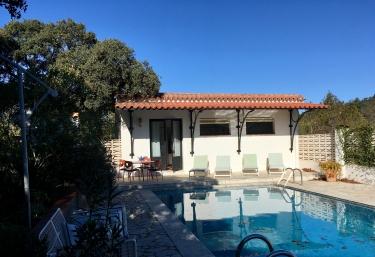 Casa El Zueco - Jabuguillo, Huelva