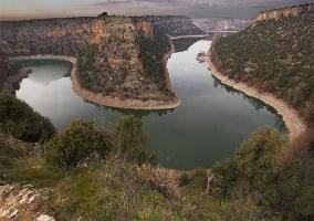 Garganta del río Duraton