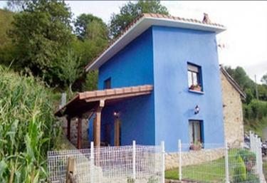 Casa Campu I - Villarcazo, Asturias